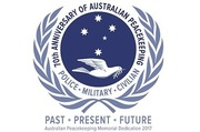 Peacekeeping logo